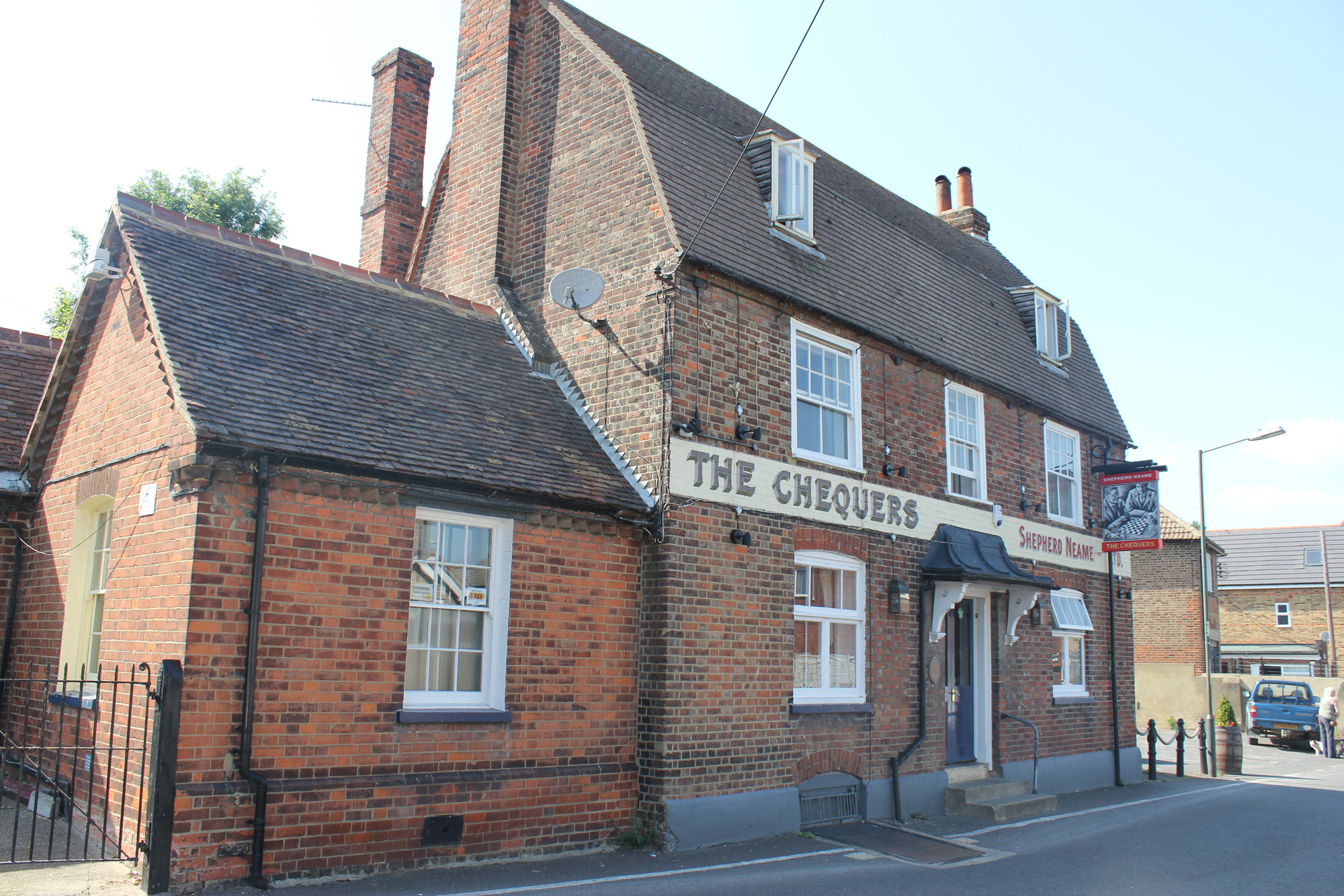 The Chequers Hoo